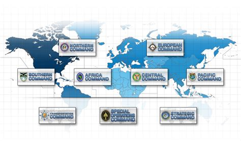 combatant command map how to abbreviate combatant command cocom vs ccmd