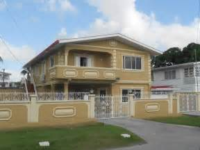 American Foursquare Floor Plans Houses In Guyana Design House Of Samples