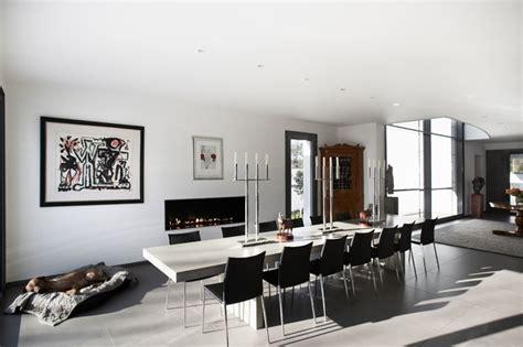 esszimmer frankfurt neubau einfamilienhaus wiesbaden modern esszimmer