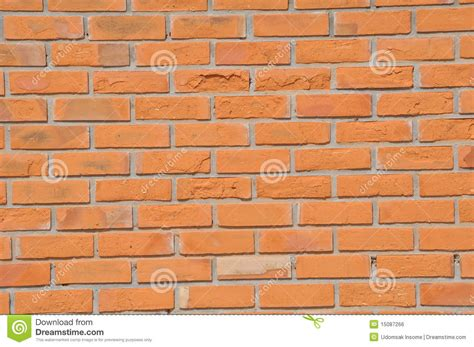 brown color brick wall royalty free stock image image 15087266