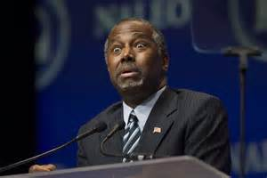 bed carson ben carson takes two weeks off to come up with more crazy