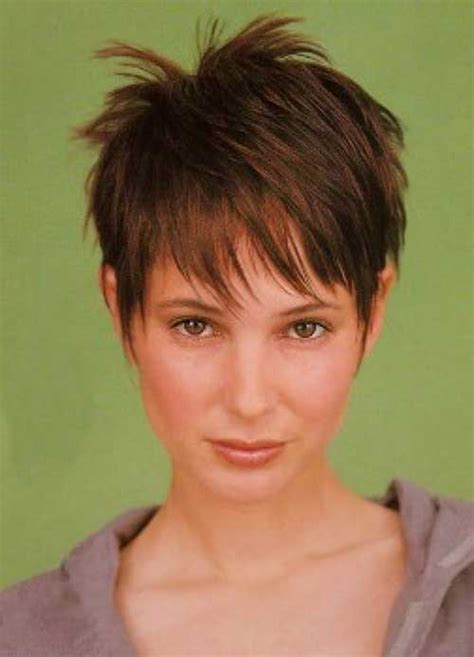 short hairstylescuts for fine hair with back and front view 15 cute short hairstyles for thin hair short hairstyles