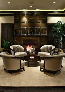 4 Chairs In Living Room Eye For Design Decorating With Sofaless Seating Arrangements