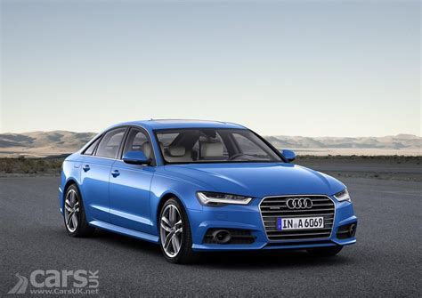 Facelift Audi A6 by Audi A6 A6 Avant A7 Get A Minor Facelift And