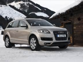 Audi G7 Audi Q7 2011 Car Picture 01 Of 35 Diesel Station