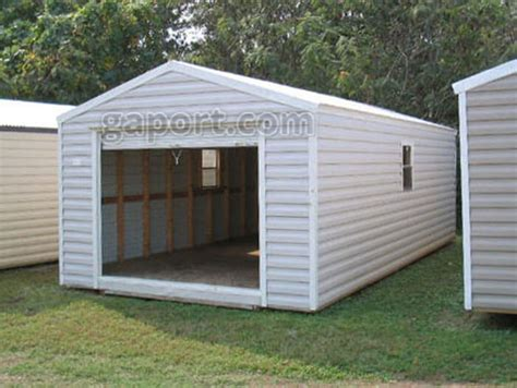 Collapsible Shed by Portable Sheds