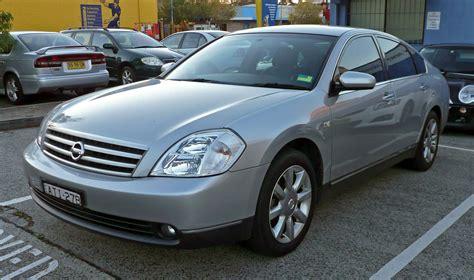 2003 Nissan Maxima Gxe 2003 nissan maxima gxe sedan 3 5l v6 auto