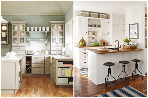 Little Kitchen Design tiny kitchen ideas simple cozy american classic style in