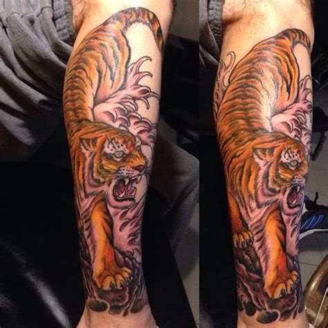 japanese tiger tattoo 50 traditional design ideas 2017