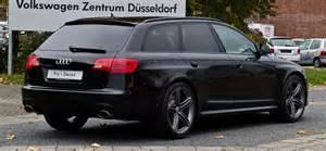Audi Rs6 Wiki File Audi Rs 6 Avant C6 Heckansicht 1 26 Oktober