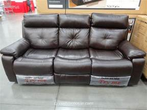 leather recliner sofa costco leather sofa design fascinating natuzzi leather sofa