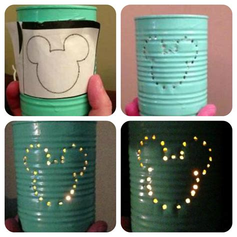 How To Make A Homemade Night Light Coupon Savings In The How To Make Lights