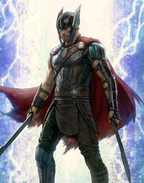 marvel s thor ragnarok the of the thor ragnarok concept features thor loki odin the