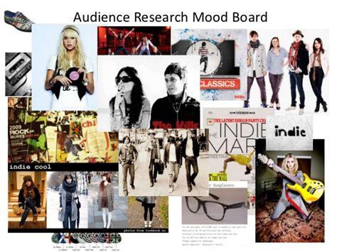 mood sharing and experimentation audience mood board reader profile