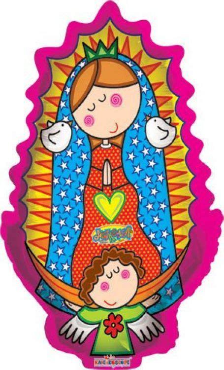 imagen virgen guadalupe infantil imagenes de la virgen de guadalupe en dibujos originales