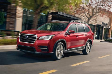 2020 Subaru Ascent Rumors by 2020 Subaru Ascent Pricing Announced Carbuzz