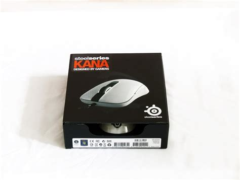 Kana Simple Top steelseries kana white review mice xsreviews