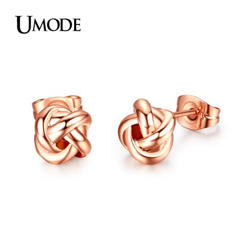 Boucle D Oreille Deuxiãģ Me Aliexpress Buy Umode Gold Plated Classic Design