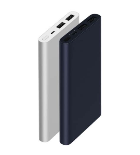 Powerbank Xiaomi 10000 Mah xiaomi mi 10000 mah 3 nesil powerbank