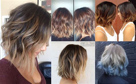 ombre hair color for short hair at 50 35 hottest short ombre hairstyles for 2018 best ombre