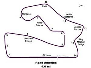 Road America Map by Team Juicy Racing Skip Barber Racing Series News And Forums