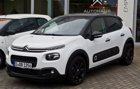 Citroen C 3 by File Citro 235 N C3 Bluehdi 100 Shine Iii Frontansicht 24