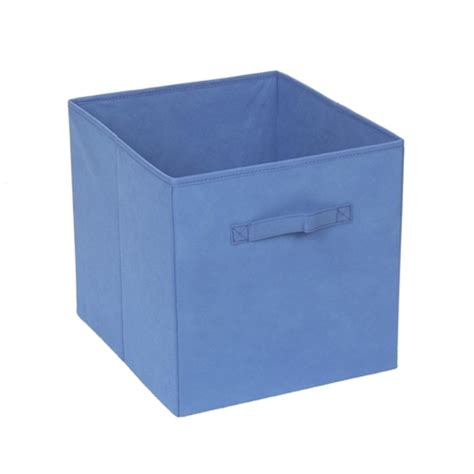 clever cube 330 x 330 x 370mm blue fabric insert ebay