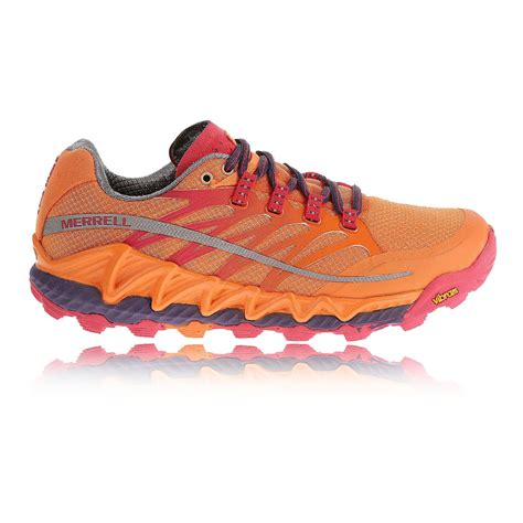 merrell trail running shoes womens merrell all out peak s trail running shoes 43