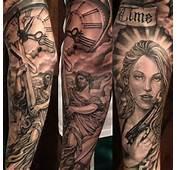 Chicano Sleeve Tattoo  Best Ideas Gallery