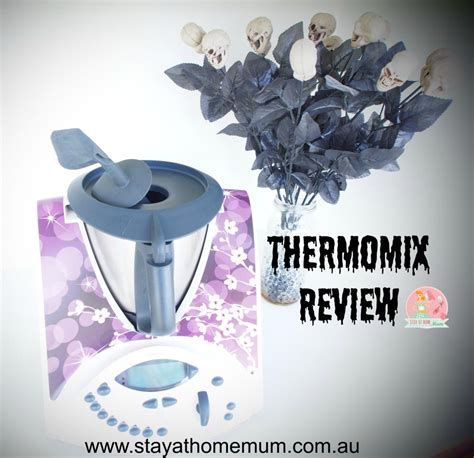 product review thermomix stay  home mum