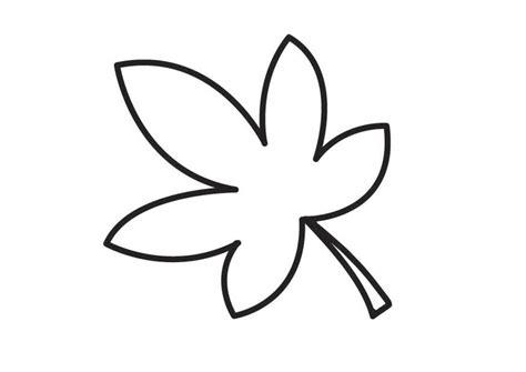 imagenes para colorear hojas dibujo para colorear hoja img 18341