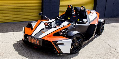 Ktm Sports Car Price Ktm X Bow On Sale In Australia And It S