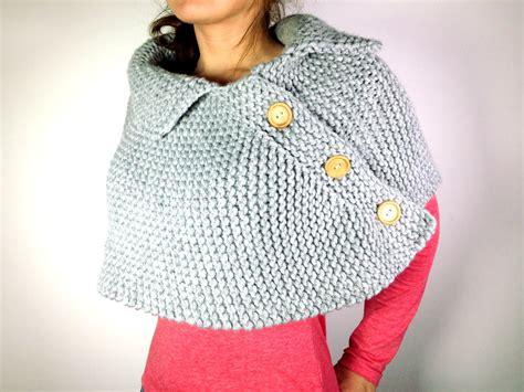 loom knit poncho how to loom knit a poncho cape diy tutorial