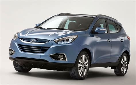 hyundai tucson 2014 blue 2014 hyundai tucson new cars reviews