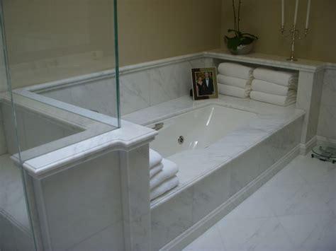 bathtub deck master bathroom tub deck traditional bathroom