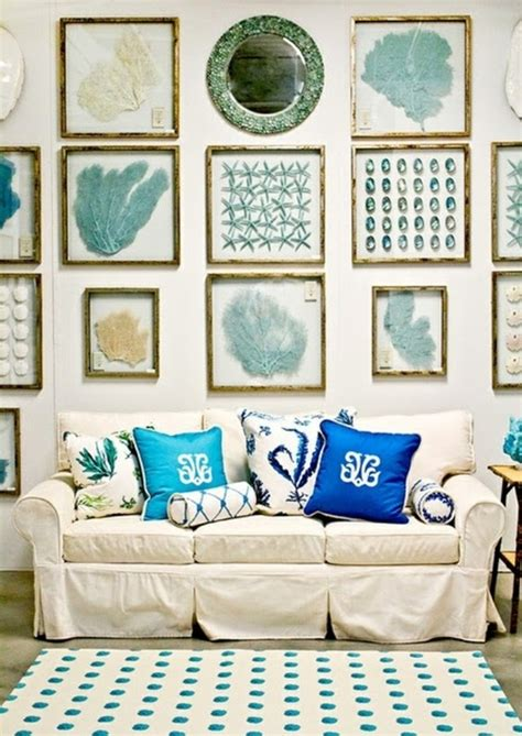 beach inspired home decor 6 tips on creating a gallery wall tuvalu home