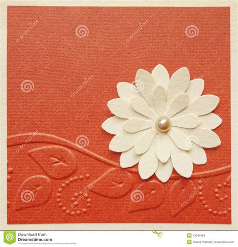 Handmade Design On Paper - handmade card design stock photo image of paper kiddie