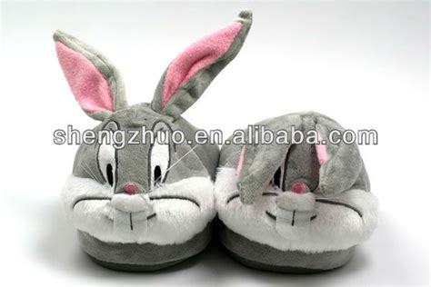 bugs bunny slippers chirldren bugs bunny animal plush slippers and shoes buy