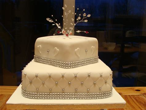 Simple Birthday Party Decorations Home by Diamond Wedding Anniversary Cake Joyous Cakes