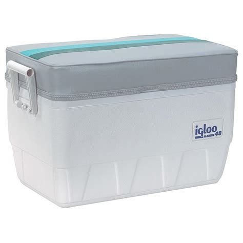 cooler with seat cushion wise 174 48 quart igloo 174 cooler with cushion 141434