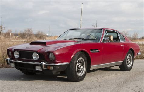 1974 aston martin vantage this 1974 aston martin is a car for driving