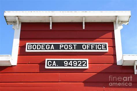 bodega post office bodega bay town of bodega