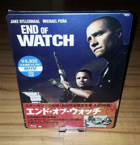 film blu japan end of watch blu ray steelbook japan hi def ninja