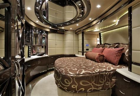 rv bedroom 52 best images about luxury coach buses on pinterest