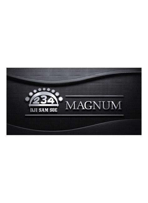 Rokok Dji Sam Soe Magnum 1 Slop dji sam soe rokok filter magnum premium bks 12 s klikindomaret