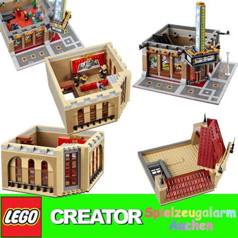 lego 10232 grosses palast kino collectors edition palace