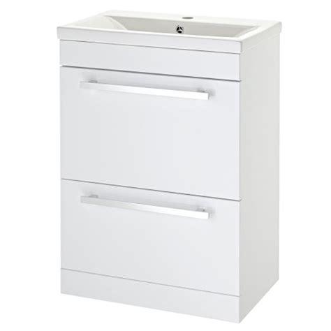white bathroom floor cabinet with drawers trueshopping minimalist floor standing white gloss