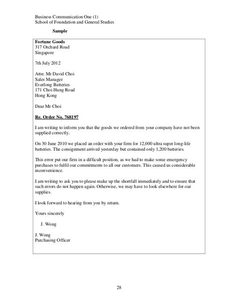 Business Letter Writing Course Mumbai business letters ultimo 28 images simple and easy to