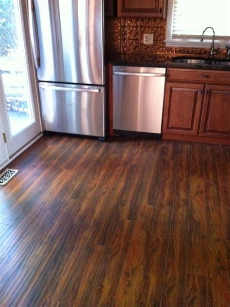 wood floors in kitchen with wood cabinets inspiring laminate flooring design ideas my kitchen