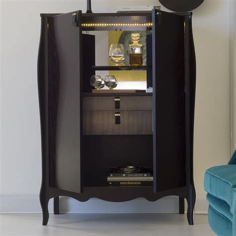 high end storage cabinets high end modern cocktail cabinet